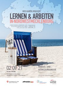 """Read more about the article Messe """"Lernen und Arbeiten in Nordwestmecklenburg"""""""